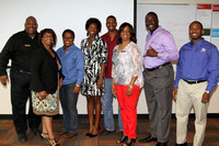 NBMBAA Officers for 2013-15