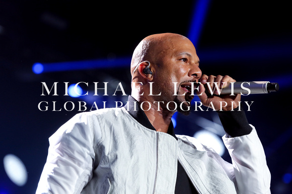 Common at the Essence Fashion House