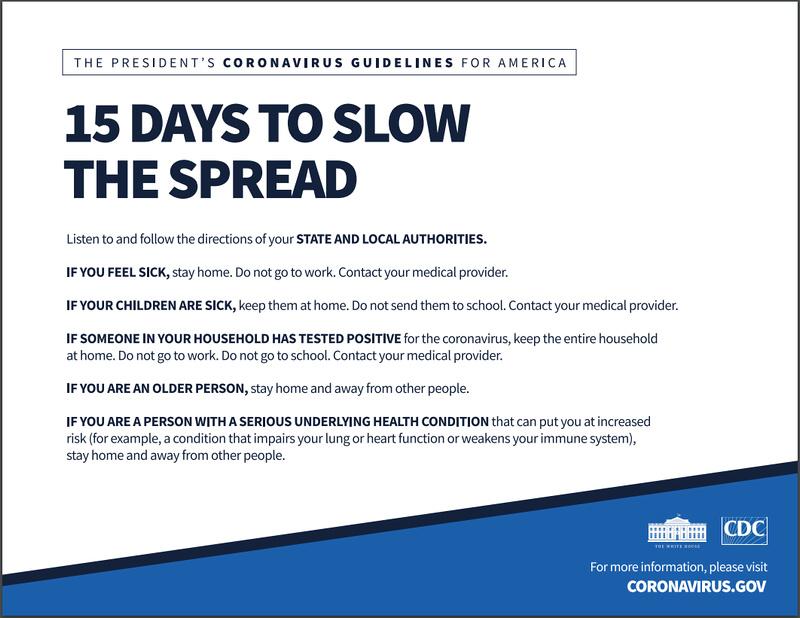 15 days to slow
