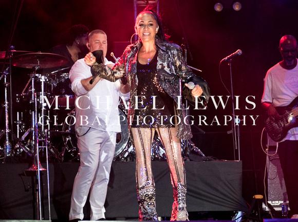 Shelia E at the Los Cabos Jazz Festival 2021