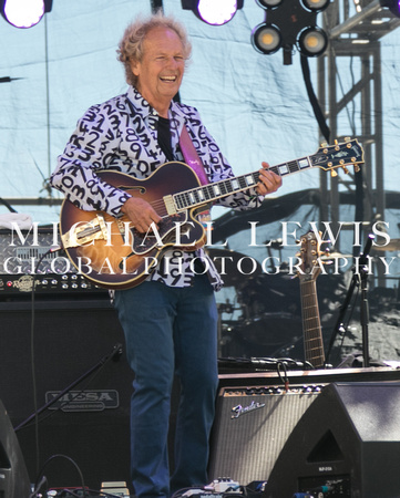 Lee Ritenour at the Los Cabos Jazz Festival 2021